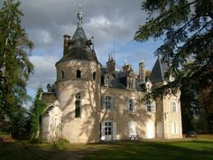12th century Chateau for sale in Limousin, France. When can we sign the papers? In awe