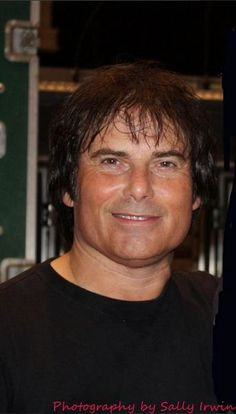 Jimi Jamison - (Picture taken by Sally June Irwin)