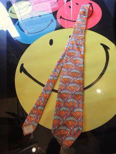 1970's peter max tie