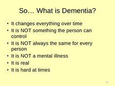 Teepa Snow, Dementia Expert, on understanding Alzheimers patient behaviors