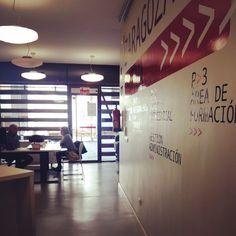 En Calle Las Armas 72, un centro de promocion e investigacion de las economias creativas #LasArmas72