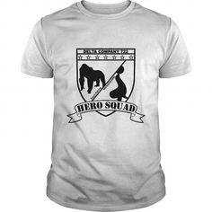 I Love  Hero Squad Logo  T-Shirts