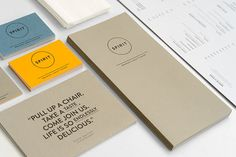 SPIRIT by Studio Beige, via Behance (https://www.behance.net/gallery/SPIRIT/5809559)