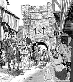 Após a Batalha de Montgisard, quando Balduíno retorna para Ascalon e para Jerusalém, certamente foi saudado como herói.