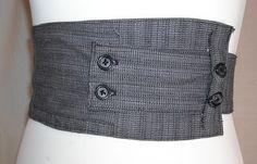 Fashion Me Fabulous: Project Design: Obi Belts