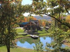 Dansville Vacation Rental - VRBO 356877 - 6 BR Finger Lakes Lodge in NY, The Ultimate Getaway- the Lodge at Springwater Finger Lakes, Winter Camping, Cozy Place, Livingston, Luxury Living, Swimming Pools, Places To Go, Vacation Rentals, Vacation Ideas