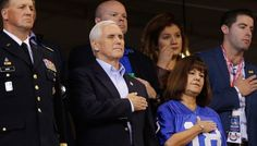 Pence's stunt further inflames the nation... The whole white house has lost it