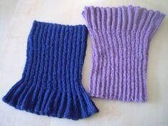 365 saker du kan slöjda » Sticka halsskydd! Baby Knitting Patterns, Sewing Patterns, Gloves, Socks, Slipper, Tejidos, Loafer, Sock, Slippers