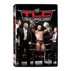 WWE TLC 2013 DVD $15.99
