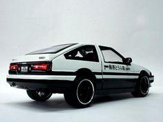 Toyota TRUENO AE86 - I drove a Trueno!
