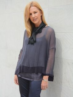 Fashion over 40. What to wear over 50. So FIne After 40. Clothes you can sleep in. byfreer.