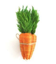 Easter Paper Carrot-Orange