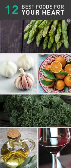 The Best Foods for Your Heart—and Why You Should Care #health http://greatist.com/eat/best-foods-for-heart-health
