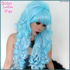 Gothic Lolita Wigs®  Princess™ Collection - Aurora
