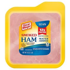 Oscar Mayer Smoked Ham 16 oz