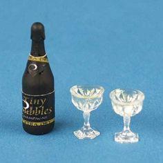 Dollhouse Miniature 3-Pc. Champagne Set Aztec Imports http://www.amazon.com/dp/B003BQ8A2U/ref=cm_sw_r_pi_dp_3ZKyub12Z39Q3