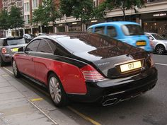 Maybach 57 SC Coupe (conversion by Xenatech) Maybach Coupe, Mercedes Benz Cars, Daimler Benz, Super Sport Cars, Power Cars, Automotive Art, Life Changing, Rolls Royce, Car Show
