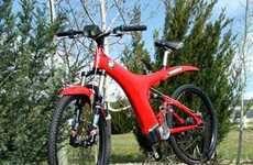 High Performance Electric-Human Hybrid Bicycle