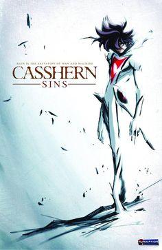 Casshern Sins (TV Series 2008- ????)