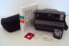 Polaroid Image System Kamera   Special effects Filter-Set   Impossible PZ 680 color protection Film via POLARISMUS. Click on the image to see more!