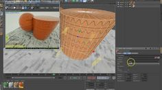 Octane Render For Cinema 4D simple mapping and bump mapping tutorial