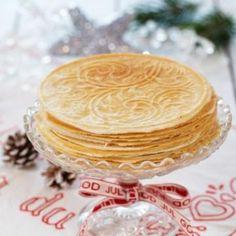 Oppskrift på Rømmebrød_bredde Norwegian Christmas, Xmas Cookies, All Things Christmas, Christmas Cakes, Christmas Ideas, Peanut Butter, Muffins, Sweet Treats, Food And Drink