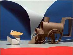 Quaqquao - The Little Train (PMBB, 1974, 5 min) - Directed by Francesco Misseri
