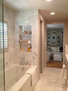 Creative Tonic: Courtnay Tartt Elias - designer; master bathroom