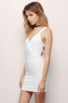 Secret Admirer Bodycon Dress