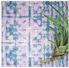 Super Graphics: 96 Off-the-Wall Fabrics and Wallcoverings | Bandy by Eskayel #design #interiordesign #interiordesignmagazine