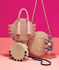 The Best Straw Bags Youll Want to Use Even When Summer Ends beach bag DIY best beach straw cruise travel tote bag different patterns family bid large oversized waterproof fashion trendy chic stylish cute summer canvas 2018 perfect woven bags Bag Sewing, Types Of Purses, Bag Women, Straw Handbags, Cheap Handbags, Summer Bags, Spring Summer, Summer Purses, Beach Tote Bags
