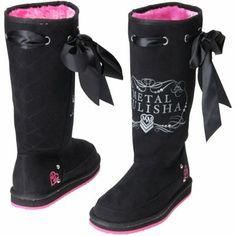 Metal Mulisha These Boots- Black