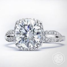 Tacori is timeless. Is this The One?