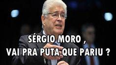 REQUIÃO MANDA SÉRGIO MORO (PSDB/PR) JUIZ DE CURITIBA IR PARA A PUTA QUE PARIU ?