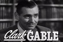 Victor Norman: back from the war and looking for big money on Madison Avenue in The Hucksters.
