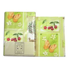 Bring the outside indoors with this fun and bright Topiary Table Cloth featuring topiary trees sitting in a block background with tones of spring greens. www.edslinens.com Topiary Trees, Spring Green, Bath Accessories, Bedding Collections, Bright, Kitchen, Table, Fun, Cuisine