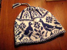 Norwegian Love Bird Hat