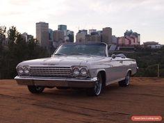 1962 Chevrolet Impala #chevrolet #impala #forsale #canada