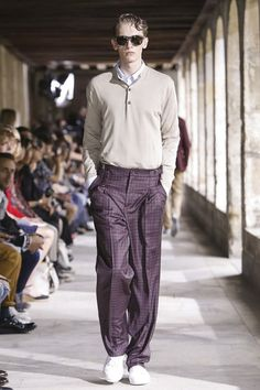 Melinda Gloss Menswear Spring Summer 2015 Paris