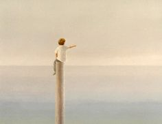 https://flic.kr/p/cJkUL7 | 761856754110 | PRIVATE COLLECTION - BOY ON PILING