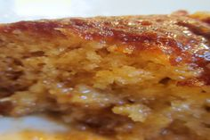 Malva Pudding, South African Baked Dessert This is delicious! But if you eat low sugar meals typically, I'd half the recipe as it is too sweet using all the sugar ! South African Desserts, South African Dishes, South African Recipes, Africa Recipes, West African Food, Ethnic Recipes, No Bake Desserts, Delicious Desserts, Dessert Recipes