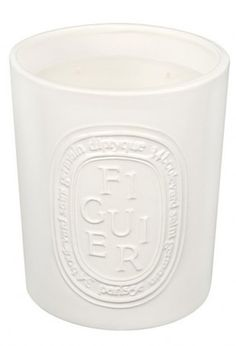 Diptyque five wick fig candle