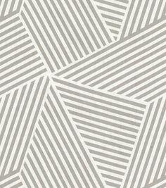Nate Berkus Home Decor Print Fabric- Ondine Paramount Quarry Dining chairs