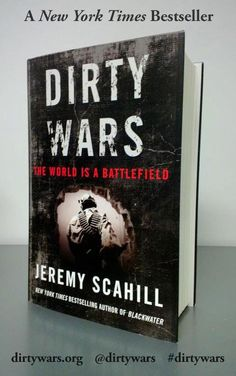 It's official: Dirty Wars: The World Is a Battlefield by Jeremy Scahill debuts at #5 on The New York Times bestseller list this Sunday, May 12, and stays on the list the following week, at #11 on the May 19 list. Thank you, readers! http://www.nytimes.com/best-sellers-books/2013-05-12/hardcover-nonfiction/list.html