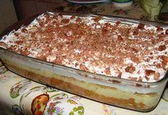 prajitura cu mere,o so fac si eu Romanian Desserts, Romanian Food, Hungarian Recipes, No Cook Desserts, English Food, Sweet Tarts, No Bake Treats, Special Recipes, Food To Make