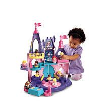 """Fisher-Price Little People Disney Princess Song Palace - Fisher-Price - Toys """"R"""" Us My girls would LOVE these!!!"""