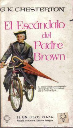 EL ESCANÁNDALO DEL PADRE BROWN de G.K. Chesterton