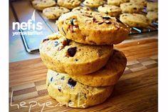 Amerikan Cookie (Mis Kokulu Kurabiye)