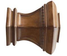 "2"" Bristol Finial - Wood Trends® Classics - Decorative Hardware - Products | Kirsch.com"