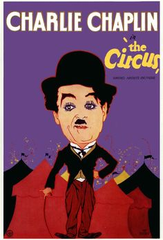 """CHARLIE CHAPLIN in the film """"The Circus"""""""